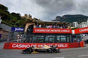 モナコePrix決勝:ベルニュ今季2勝目。マッサ、遂に表彰台に上がる