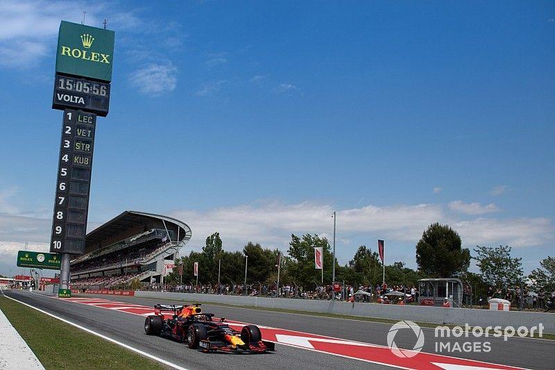 """Barcelona está """"en proceso"""" de renovar el contrato del GP de España de F1"""