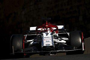 100% de courses dans les points, mais Räikkönen est déçu