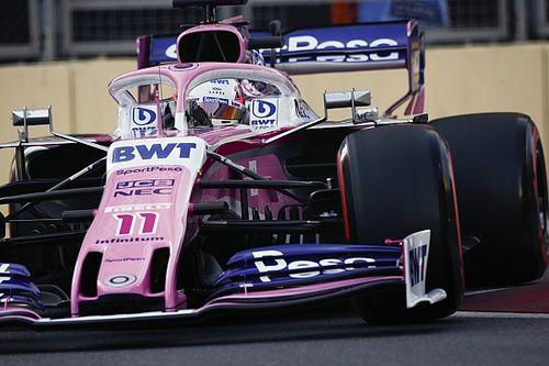 Pérez: Mejoras de España serán una muestra del potencial de Racing Point