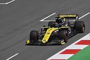"Renault refusing to ""renegotiate"" goals for F1 2019"