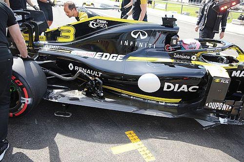 Renault: il muso con il mantello si associa a pance, fondo e deviatori di flusso nuovi