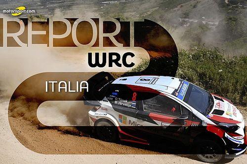 Motorsport Report WRC: in Sardegna la scarsa affidabilità Toyota regala la vittoria a Sordo
