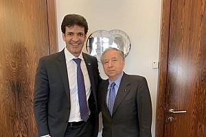 Ministro de Turismo de Brasil visita a Todt para negociar Fórmula E