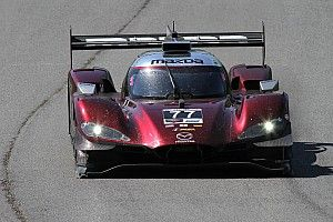 "Mazda ""so close"" to first IMSA win, says Nunez"
