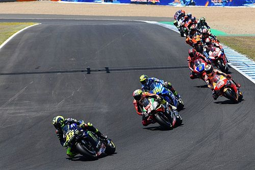 Finis keenam, Rossi malah anggap Yamaha lebih kuat