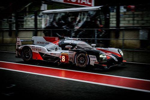 LMP1 EoT 24h-Testtag: Toyota wieder unter 900 Kilogramm