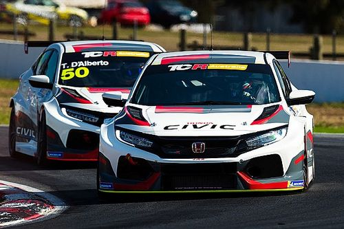 Drivers react to first proper TCR Australia hit-out