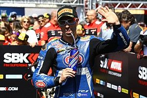Marco Melandri annonce son retrait de la compétition