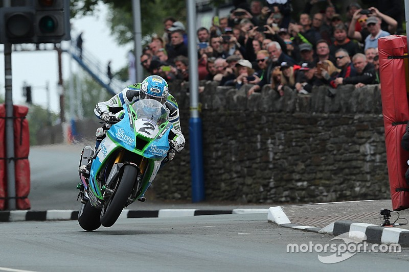 "Harrison admits he ""lost his way"" before Senior TT win"