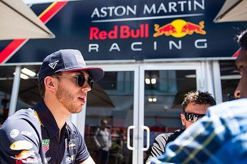 Гасли о Red Bull: Сейчас я бы многое сделал иначе