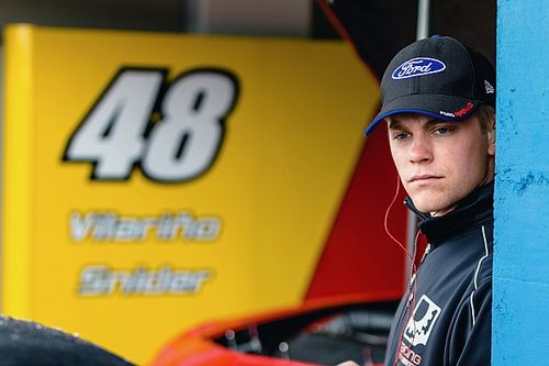 Myatt Snider to replace Johnny Sauter in Truck race at Gateway