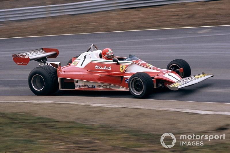 Wszystkie samochody F1 Nikiego Laudy