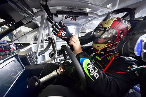 Currey suspended for violating NASCAR's substance abuse policy