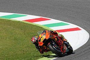 Эспаргаро рассказал о новинке KTM, которую испытал Педроса