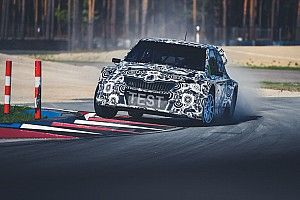 Tidemand, Abbring to join World RX field in Norway