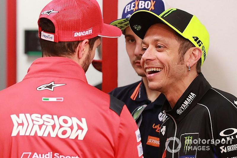 """Rossi anuncia su idea de correr """"próximamente"""" en el DTM"""
