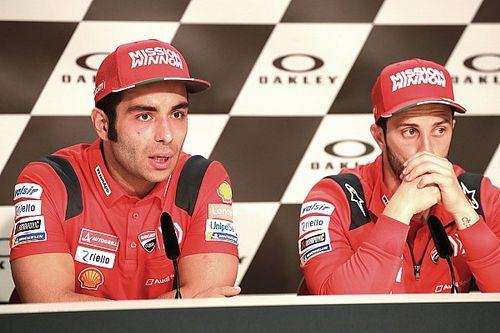 Petrucci weet: MotoGP-carrière voorbij als Ducati niet verlengt