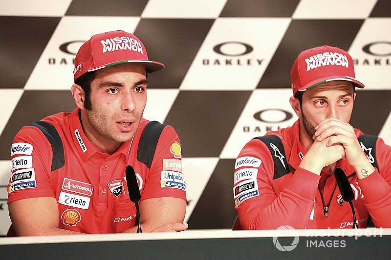 Petrucci could quit MotoGP if not retained by Ducati