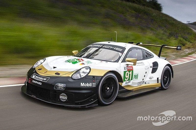 Porsche svela la livrea celebrativa per la 24 Ore di Le Mans 2019