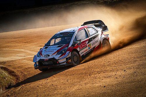 Portugal WRC: Tanak leads amid Hyundai dramas