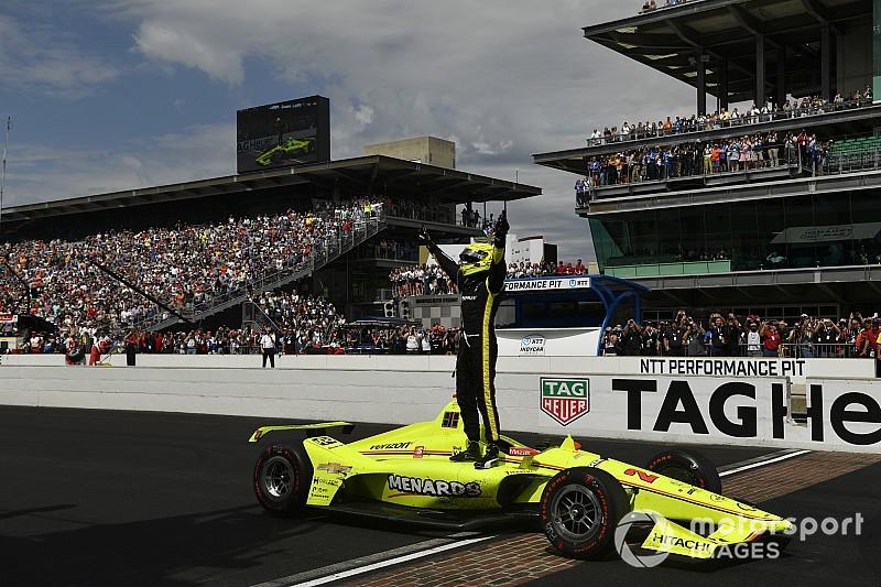 Le mois de mai de Pagenaud : le triomphe aux 500 Miles d'Indianapolis