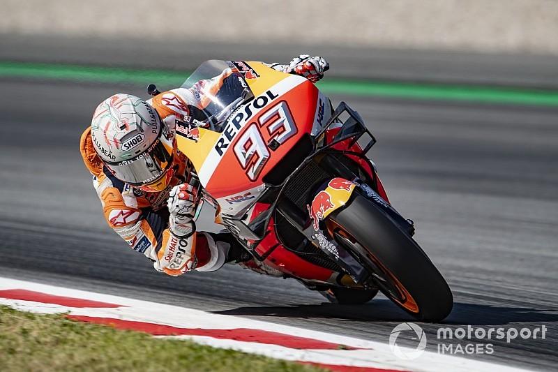 """Márquez: """"Quartararo ha puesto las pilas a los otros pilotos de Yamaha"""""""