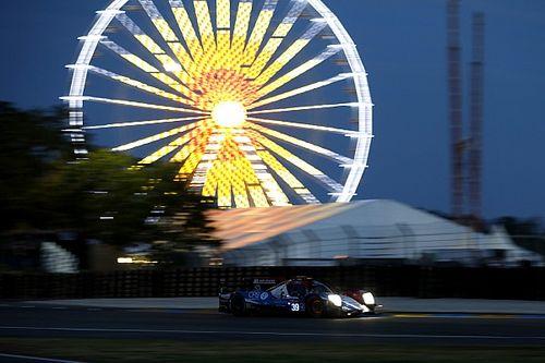 LMP2ポールが幻に。グラフ・レーシング、車重計測無視でタイム抹消