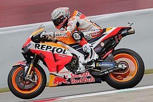 Lambat saat FP2, Marquez: Ada masalah