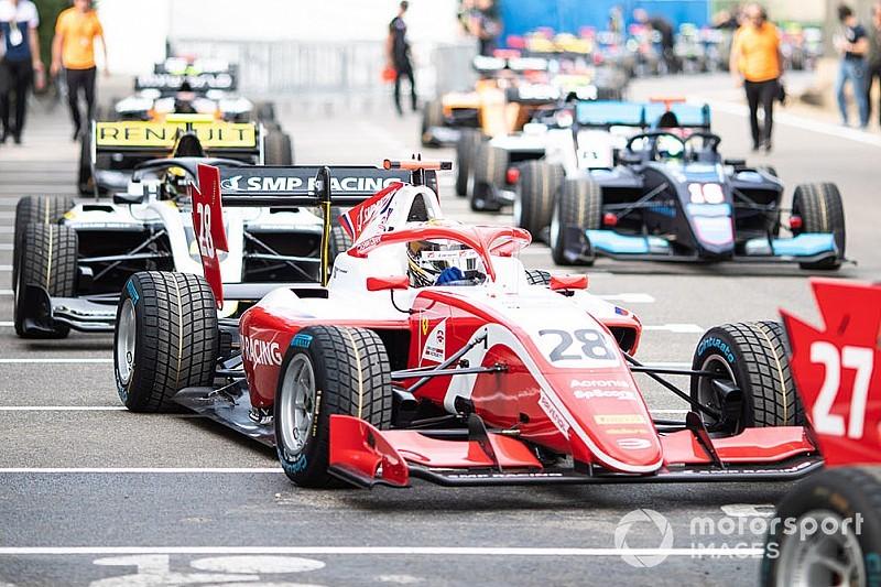 Шварцман победил в воскресном заезде Формулы 3 на «Поль Рикаре»