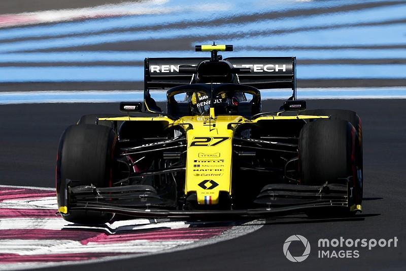 Renault net zo snel als McLaren, beweert Abiteboul