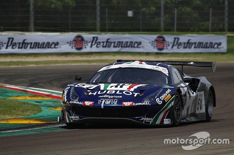 Simon Mann, primi passi nel GT Tricolore con il sogno della 24 Ore di Le Mans