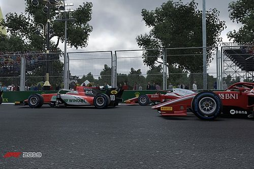 """""""كودماسترز"""" تحتفل بذكرى أولى ألعابها اﻹلكترونية للفورمولا واحد بإطلاق النسخة اﻷكثر إثارة"""
