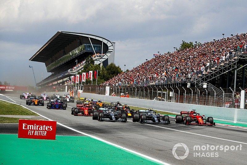 El GP de España pide ayuda para mantener la F1
