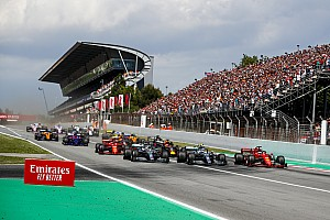 """حلبة برشلونة تُطالب بمساعدة """"عاجلة"""" من الحكومة لإنقاذ سباق الفورمولا واحد"""