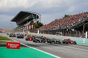 Hamilton destaca largada e comemora ponto por volta mais rápida no GP da Espanha da F1