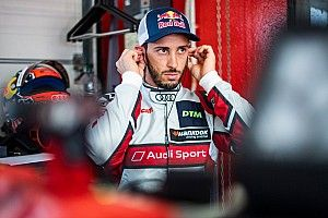"Dovizioso has ""no expectations"" for DTM guest outing"