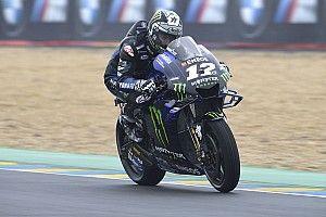 EL3 - Viñales se joue de la pluie, Rossi de nouveau en Q1