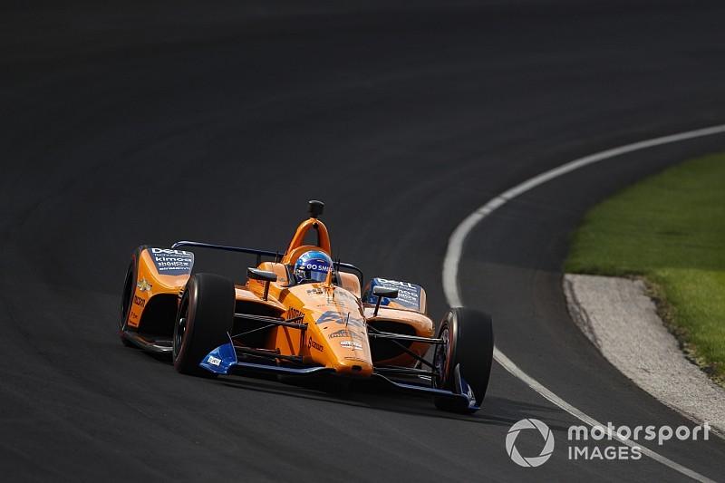 A McLaren nem vesz helyet magának az Indy 500-ra