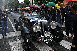 Perlage Team na mecie Mille Miglia