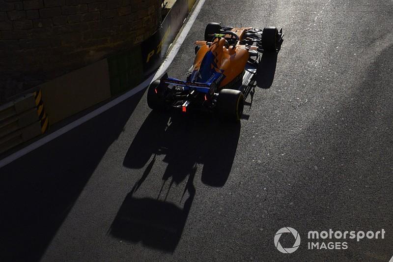 McLaren к Гран При Бельгии обновила расцветку машин