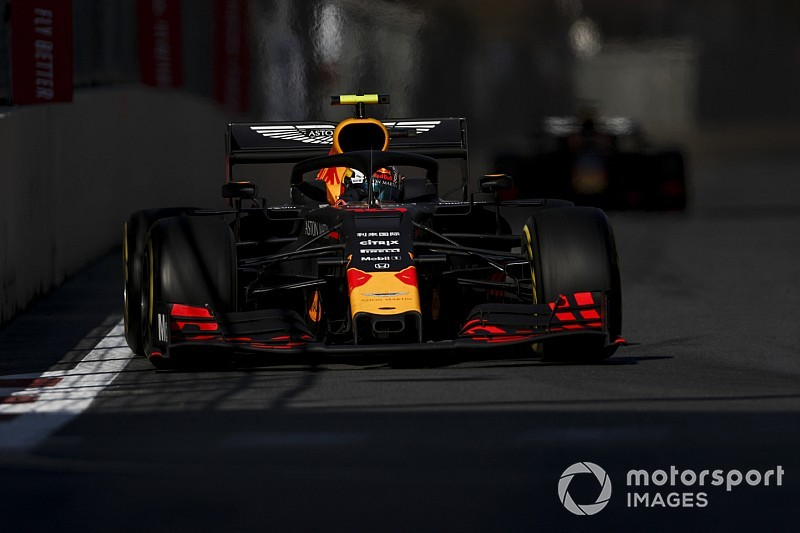 """Gasly now feeling """"a lot better"""" with Red Bull car"""