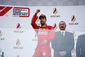 Videón Vettel leghumorosabb jelenetei a Ferrarinál