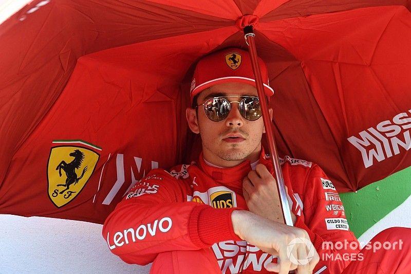 "Leclerc ""having a negative effect"" on Ferrari - Villeneuve"