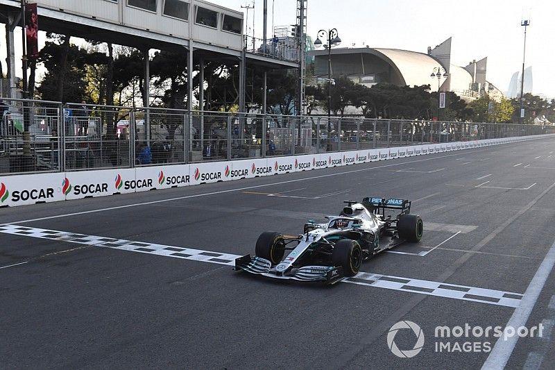 Mercedes to make display changes after Hamilton VSC setback