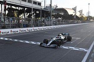 Mercedes hará cambios en el display tras el extraño problema de Hamilton