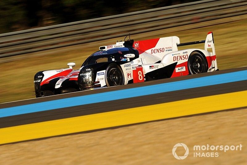"""Toyota drivers praise """"cool"""" new Le Mans qualifying format"""