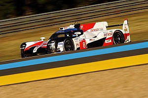Le Mans 24h: Alonso, Buemi, Nakajima win again for Toyota