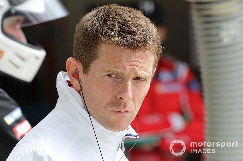 Davidson no corre en Silverstone por lesión