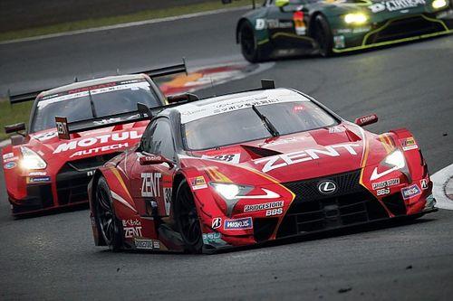 Super GT Fuji: Lexus menangi duel sengit lawan Nissan